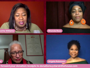 #290 Just As We Are:  Powerful Women Honoring Cicely Tyson's Legacy with host NaTasha Williams and guests Angela Robinson, Rhonda Ross, Dr. Traci Gardner, Linda Twine, Jordin Sparks, Olivia Grace Manning and Diamond White  