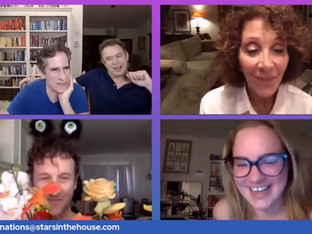 #385 Celebrating James Wesley's Birthday with a special encore presentation featuring Judy Kuhn, Norm Lewis, Andrea Martin, Audra McDonald, Rosie Perez, Jack Plotnick, Chita Rivera and Will Swenson!