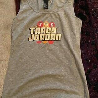 SOLD: 30 Rock TGS Tracy Jordan Show Tank Top