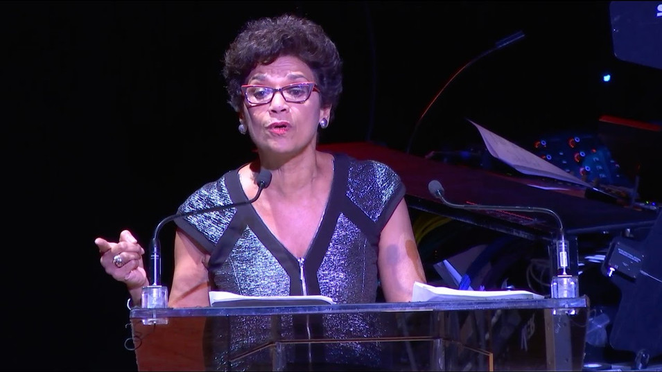 Concert For America: Sonia Manzano on Children and the Arts