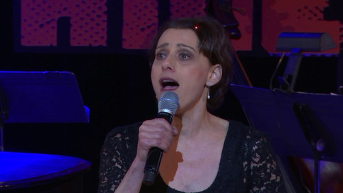 "Tony nominee Judy Kuhn sings ""Colors of the Wind"""