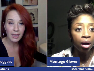#233 De-stress with Sierra Boggess, and Montego Glover
