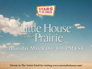 #320 LITTLE HOUSE ON THE PRAIRIE Reunion!  Take a trip back to the farm to visit the Ingalls family again.  Melissa Gilbert, Karen Grassle, Rachel Lindsay Greenbush, Sidney Greenbush, Matthew Labyorteaux, Alison Arngrim, Dean Butler, and more will reunite more than 45 years after the first episode aired to talk about their time on the farm and the impact that this iconic show has had since then.