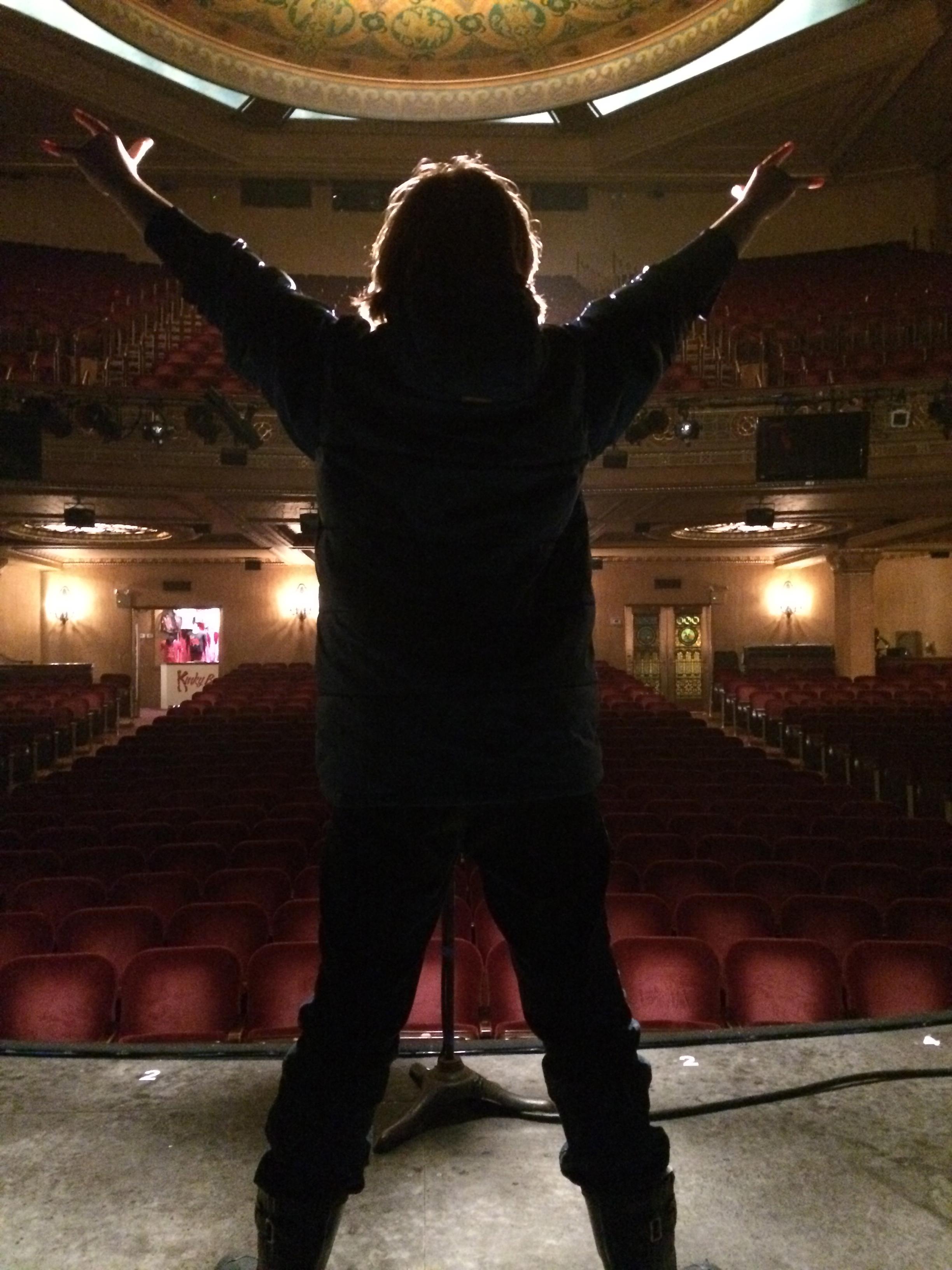 Broadway's Al Hirschfeld Theatre