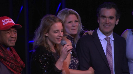 Bway Stars sing What the World Needs Now Is Love