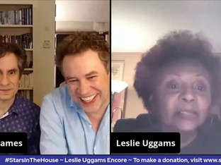 #365 It's June!  June!  June! with Leslie Uggams!  A special, newly edited encore presentation of past interviews with the incomparable Leslie Uggams.