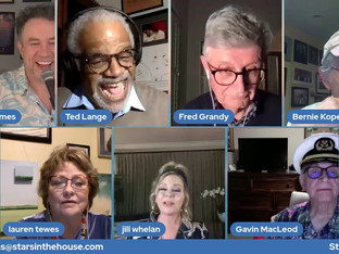 #297 The Love Boat TV Cast Reunion with cast members Gavin MacLeod (Captain Stubing), Fred Grandy (Gopher), Ted Lange (Isaac), Bernie Kopell (Doc), Lauren Tewes (Julie) and Jill Whelan (Vicki) joined by Charo (April Lopez) and Jack Jones
