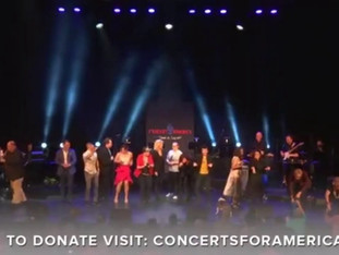 #382 PRIDE In The House!  Special Pride Encore Presentation of Concert for America: Pride Edition from June, 2017 shot in San Francisco's Curran Theatre with Rory O'Malley, Armistead Maupin, Wilson Cruz, Sharon Gless, Hal Sparks, Alan Cumming, Faith Prince, Kevin Chamberlin, Jane Lynch, Kate Flannery, Marga Gomez, Paula West, Shoshana Bean, and the San Francisco Gay Men's Chorus.