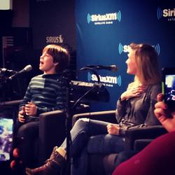 Interview for Sirius XM SETH SPEAKS