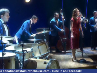 #238 In Honor of Veteran's Day, it's a BANDSTAND Reunion with Corey Cott, Laura Osnes, Joey Pero and Beth Leavel  ​