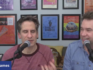 #240 Best of Vote - A - Thon Pt. 2 with Darius de Haas from Marvelous Mrs. Maisel  