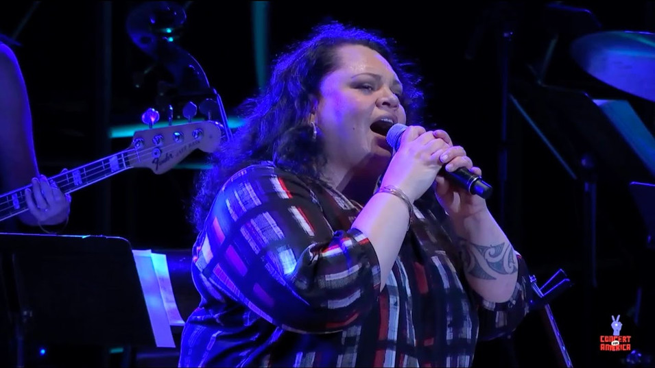 """Concert For America: Keala Settle – """"The Impossible Dream"""""""