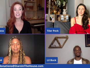 #222 A New Stage - Guest Host Sierra Boggess with Tiler Peck, Chloé Arnold and Lil Buck  