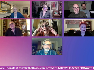 #286 It's Guest Host Week!  Join host Liz Callaway for a BABY Reunion with Richard Maltby, Jr., David Shire, Todd Graff, Beth Fowler, Catherine Cox and Martin Vidnovic!  