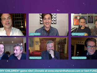 #292 ALL MY CHILDREN Game Night - Join James and Seth with special guests Susan Lucci, Christian Campbell, Norm Lewis, Richard Roland and Eric Woodall