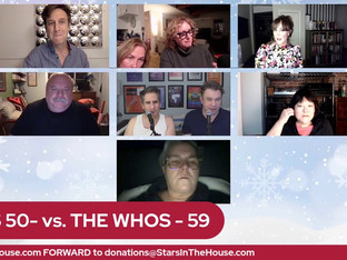 #265 WED. GAME NIGHT with Rosie O'Donnell, Judy Gold, Elysa, Ann Harada, Janine LaManna, Jack Plotnick, Kevin Chamberlin and a visit from Julia Mattison and Joel Waggoner.ulia Matti