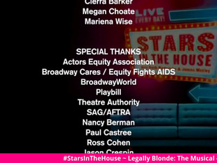 #239 LEGALLY BLONDE: The Musical - The Search for Elle Woods with Autumn Hurlbert, Emma Zaks, Lena Hall (FKA Celina Carvajal), Natalie Lander and Lauren Zakrin
