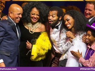 #354 MOTOWN Reunion with guest host Charl Brown and guests Brandon Victor Dixon, Valisia LeKae, N'Kenge and Ryan Shaw!