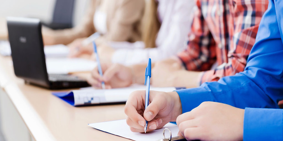 Effective Learning Webinar: Note Taking