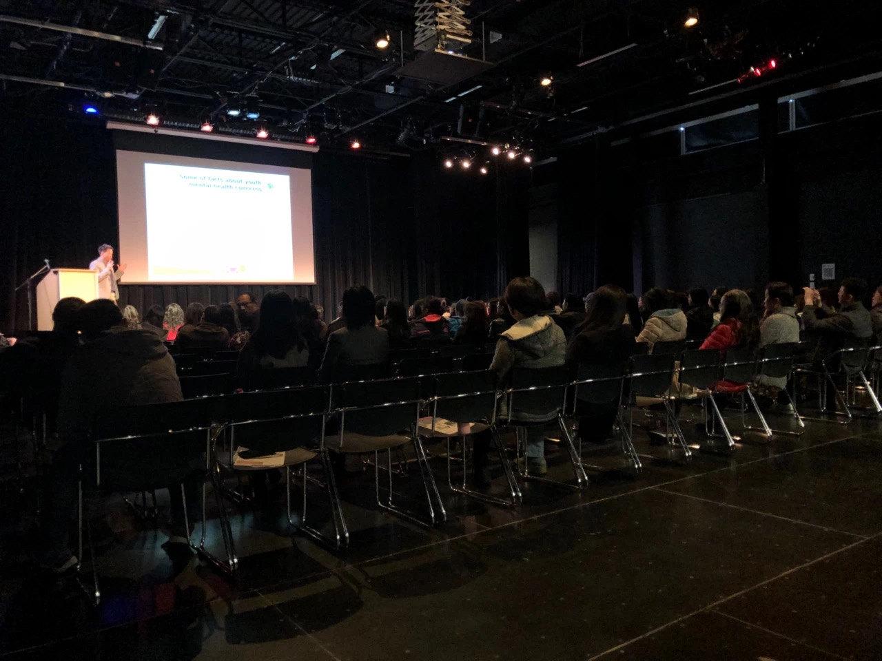 HRCCA荷顿加华协会青少心理讲座