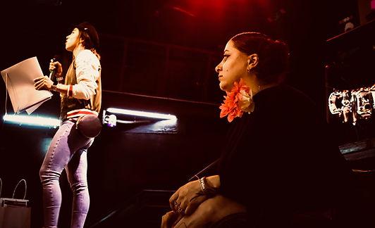 Bibi & Lauren onstage @ DAM.jpg