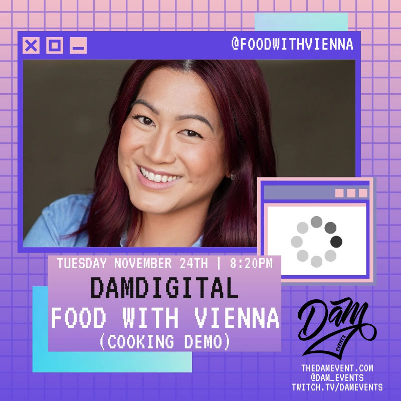 11.24.20 DAM Digital Series - Food with