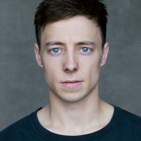 Lucas Button is in 'The Butterfly Lion'!