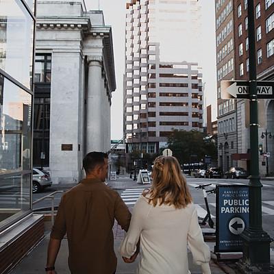 Joe & Maria Engagement