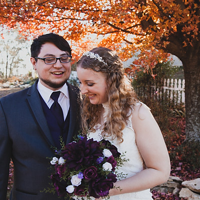 Dalton & Justine Wedding