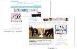 Bahamas Bridal Show Digital Banners
