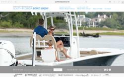 South Florida Boat Show Website