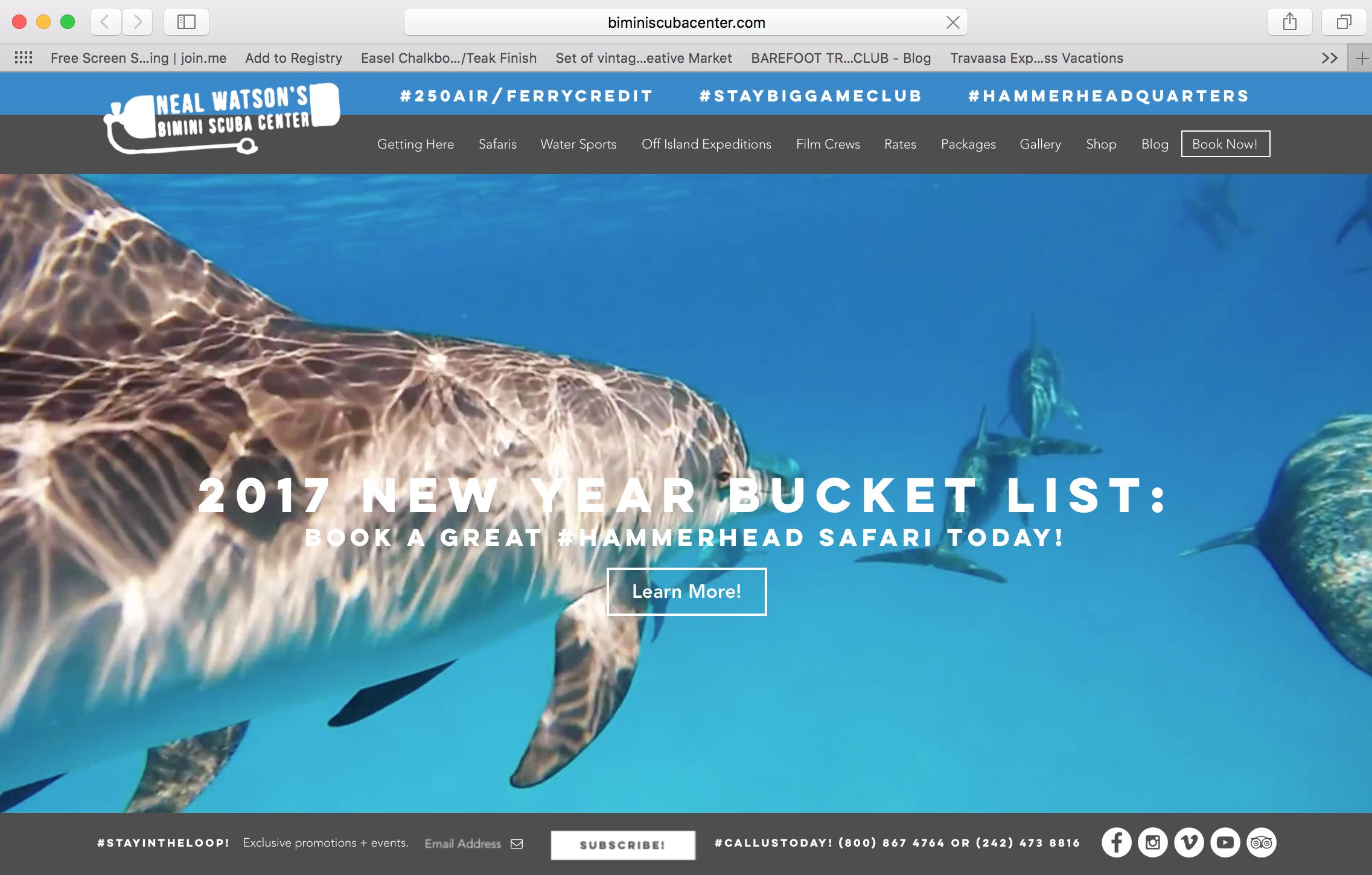 NWBSC Website