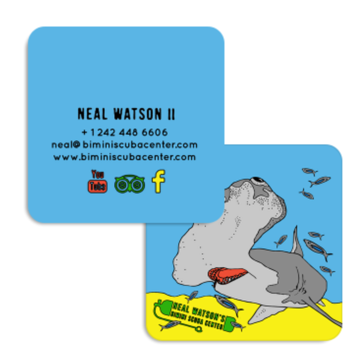 NWBSC Business Cards