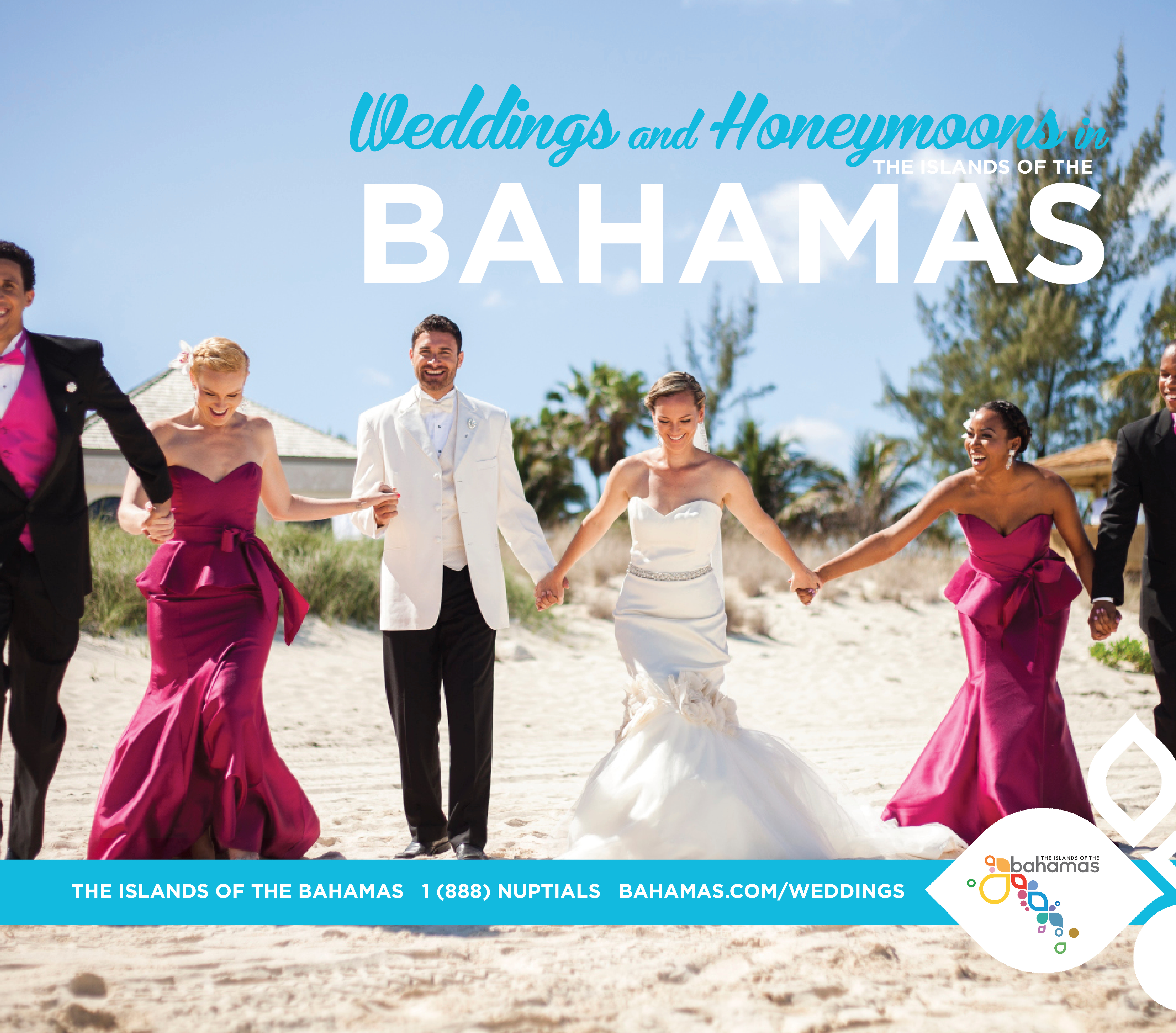 Bahamas Weddings + Honeymoons Brochure