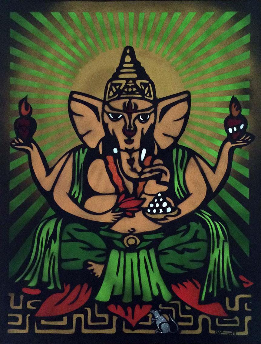 Son of Parvati