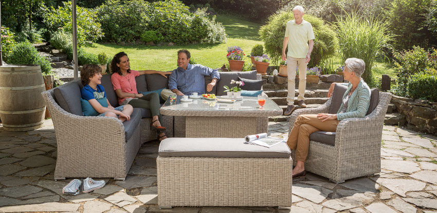 Entspannung-Lounge  von KETTER Home & Garden