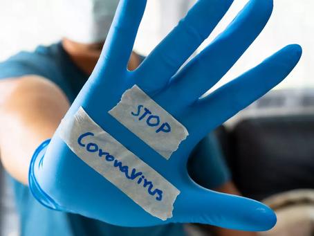 CDC & World Health Organization advice for avoiding the spread of COVID-19