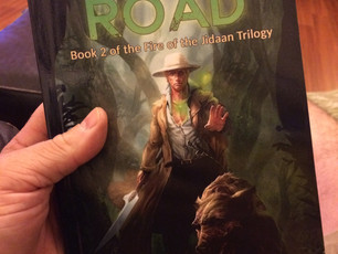 Gart's Road, Available Now!!