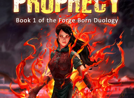 Reyanna's Prophecy, Now Available for Preorder!