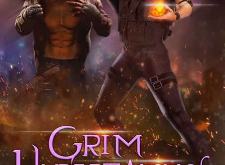 Grim Undertakings is now available!