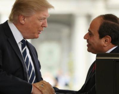 Die bedenklich enge Verbindung zwischen Trump und al-Sisi