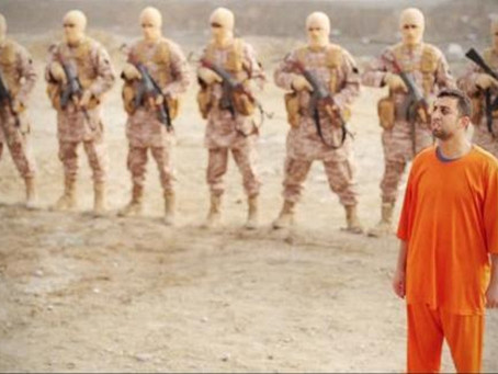 THE ILLEGITIMATE THEOLOGY OF ISIS AND THE PUNISHMENT OF BURNING