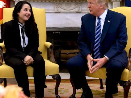 Aya Hijazi - Endlich frei aus ägyptischem Gefängnis