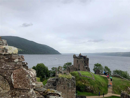 Letter from the Fringe, 2019: A day trip to the Highlands!