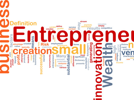 What's entrepreneurship got to do with this?