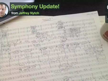 Symphony update!