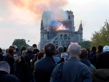 A musician's thoughts on Notre Dame