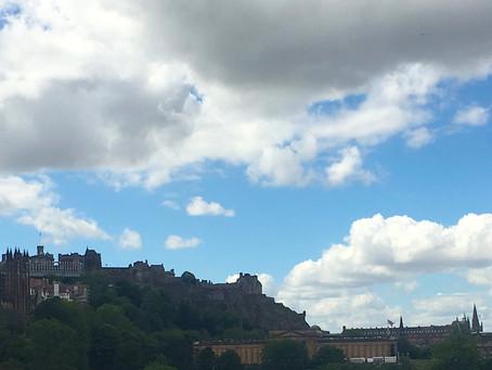 Letter from Edinburgh