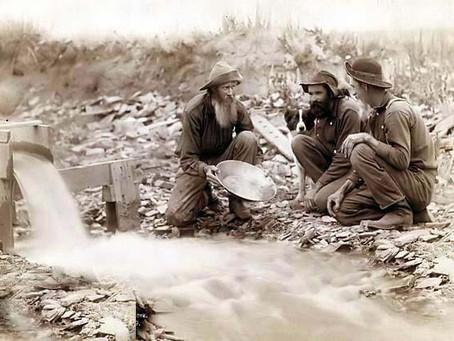 Building Miners' Pans