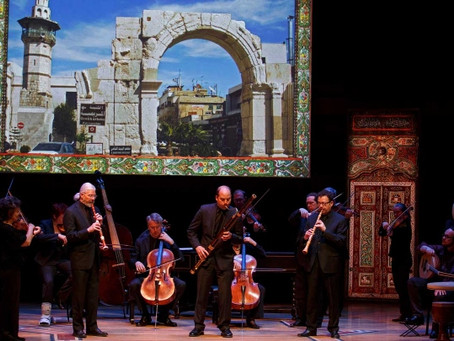 Tafelmusik takes us to another land and time